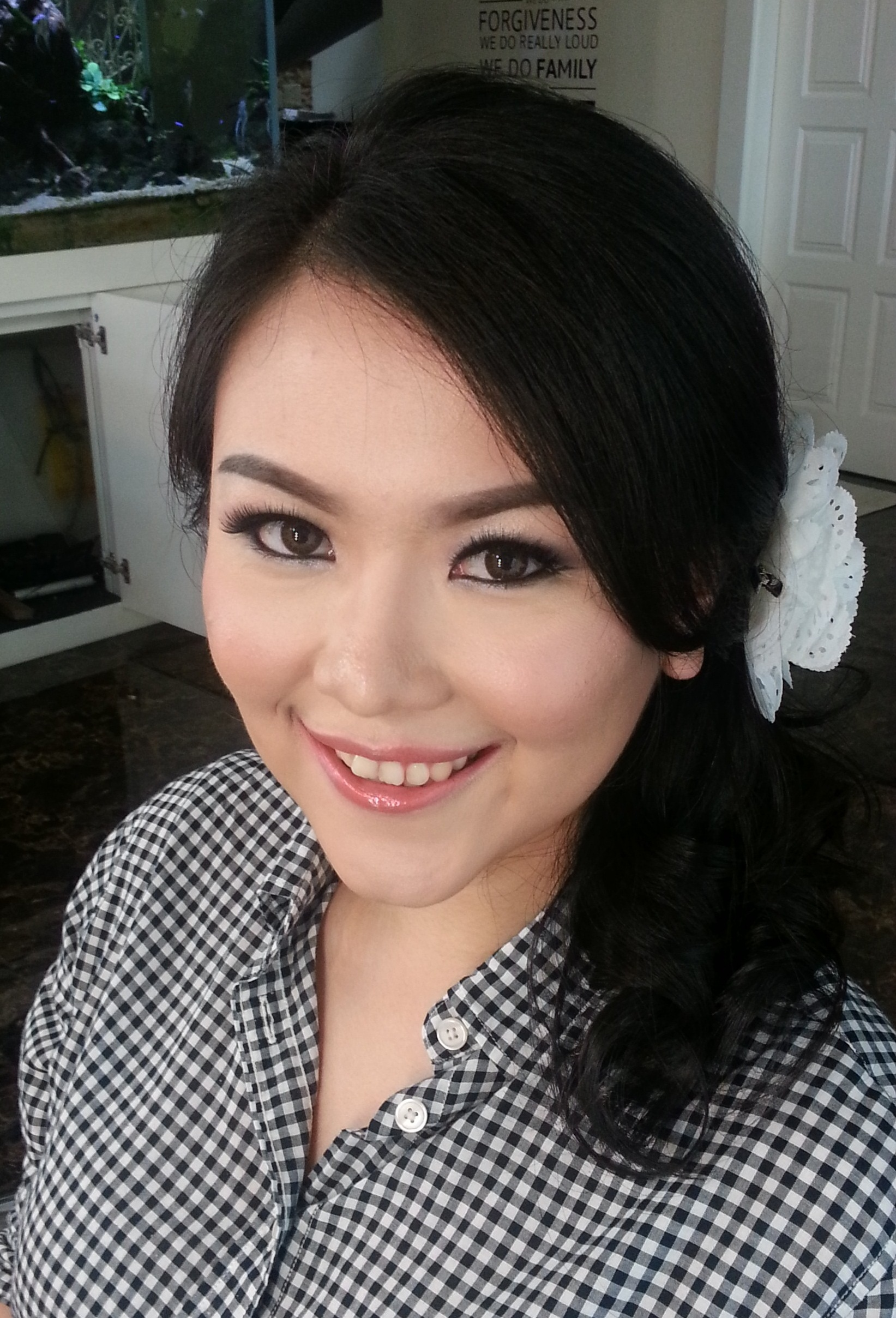 The Beauty Of A Heart Shaped Face Esther Fong